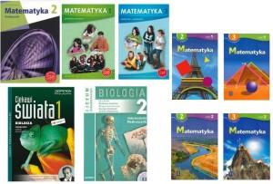 okładki podręczników