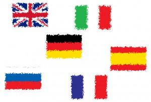 EURO2008 TeamFlags