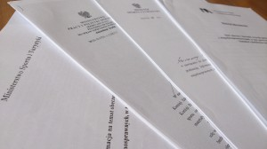 dokumenty sejmowe