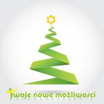 grafka świąteczna