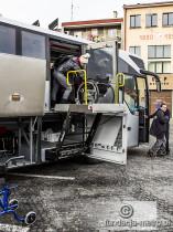 Dżamp Weekendowy 2015 winda w autobusie 3